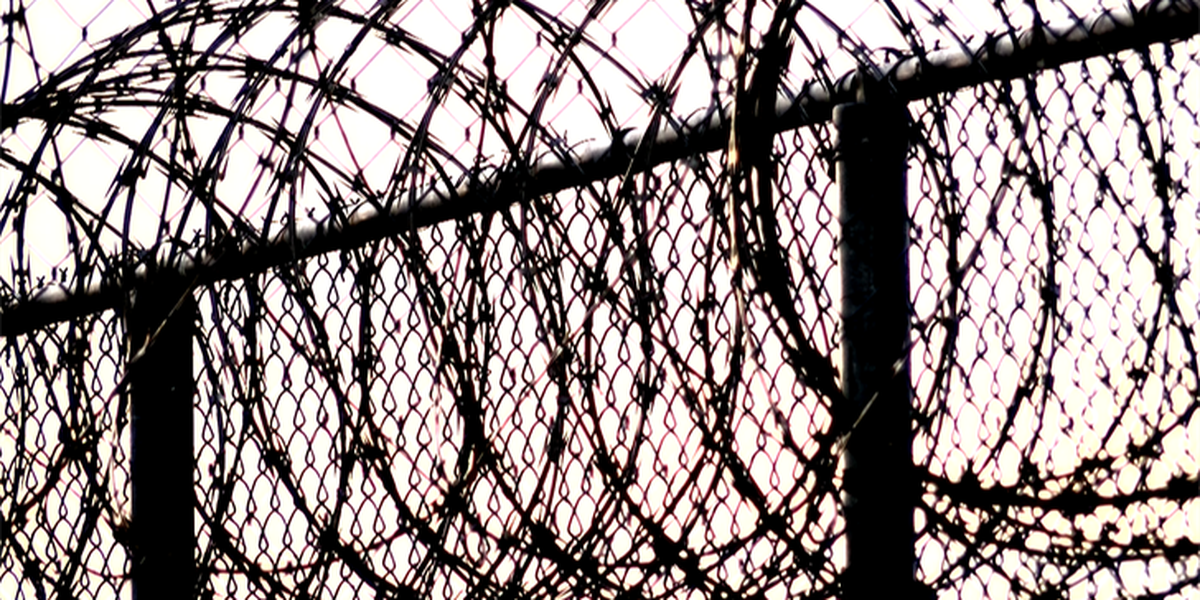 Five prison employees injured on the job this week