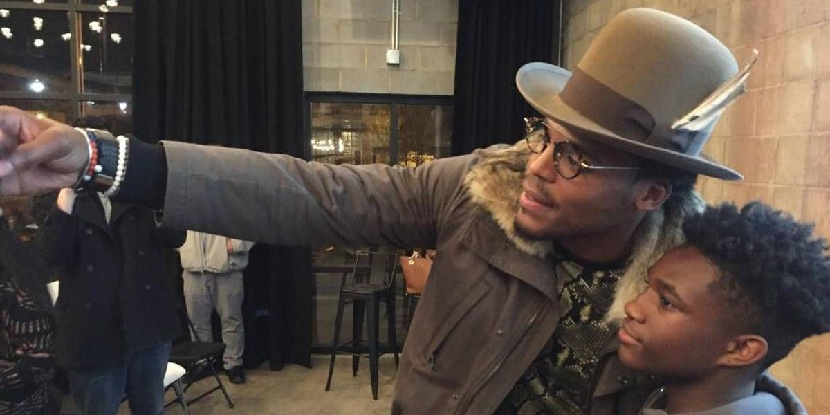 Auburn prof and Kenny Chesney sparked Cam Newton's new diversity initiative in Charlotte