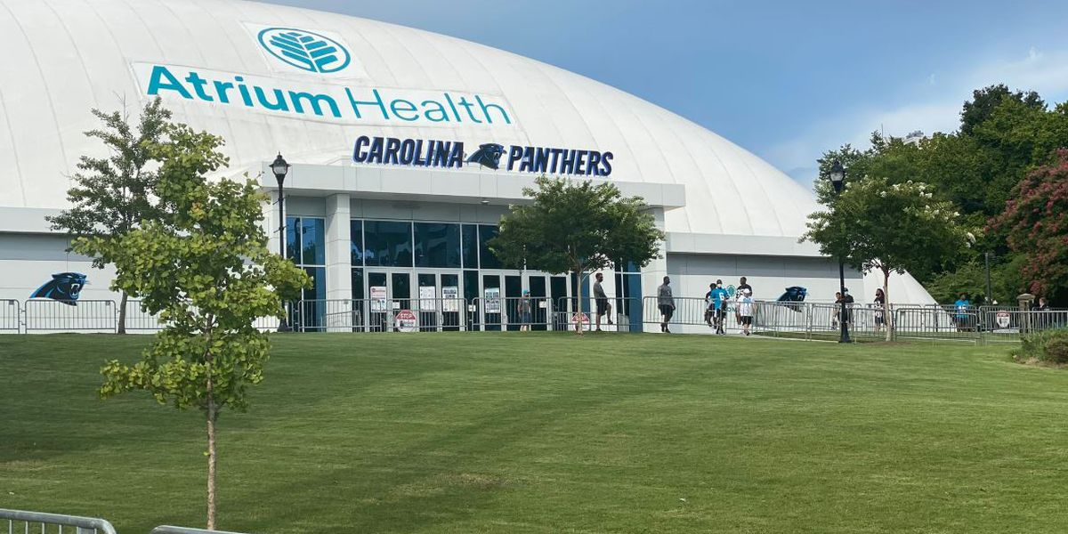 Carolina Panthers training camp schedule for 2020