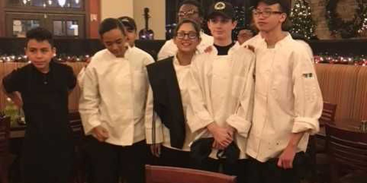 A. L. Brown to face Cox Mill in Chef Challenge