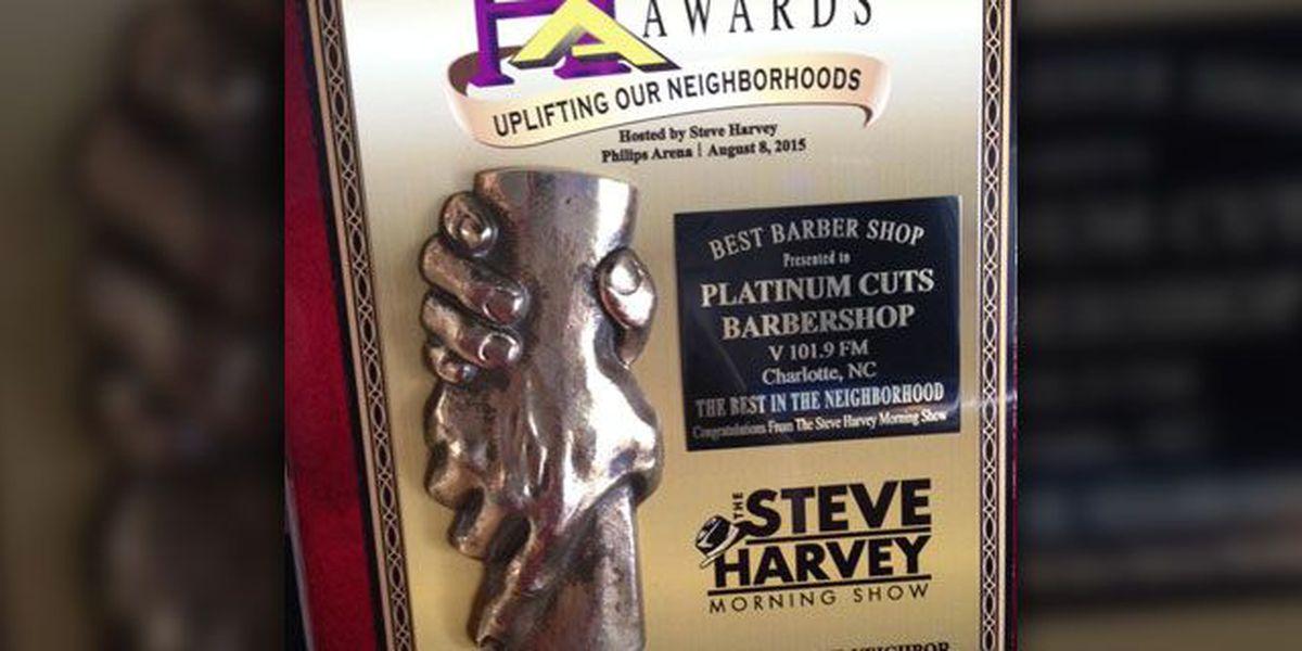 York Co. barber wins Steve Harvey award