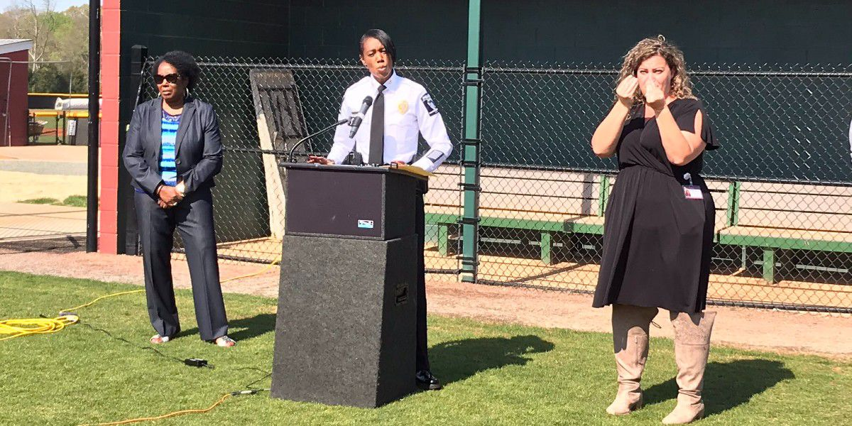 CMPD discusses crime stats, emphasizes protecting children from criminal activity