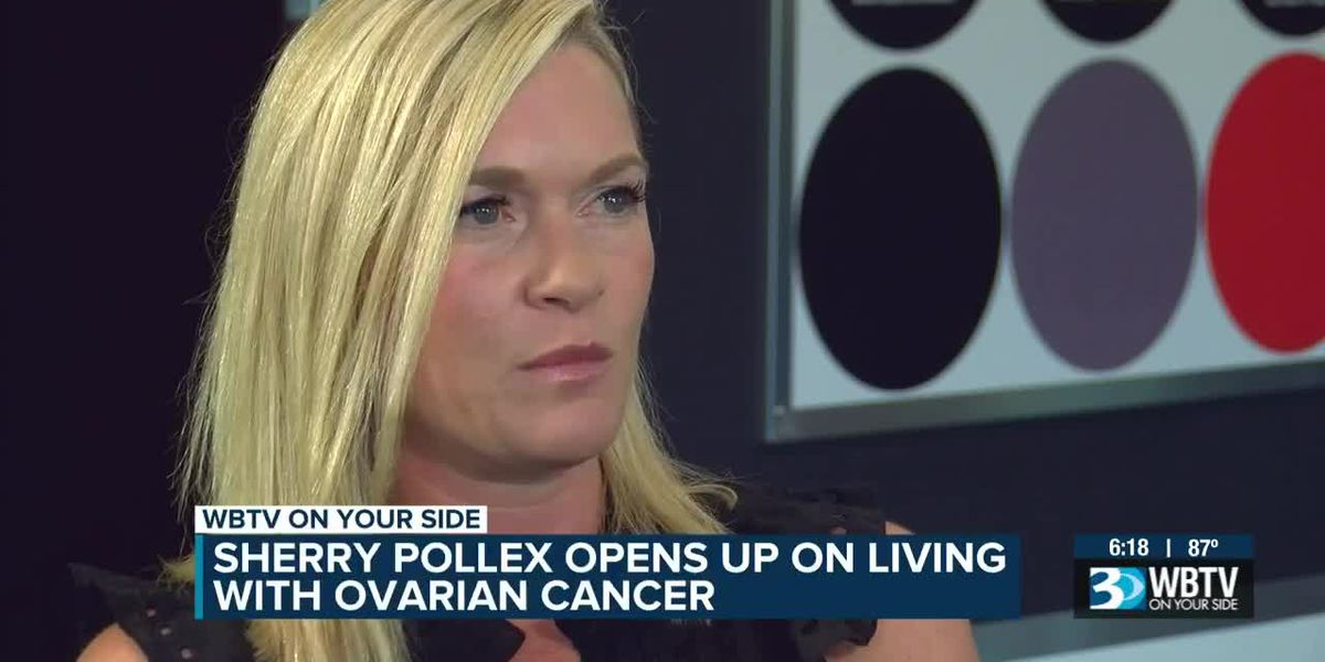 Sherry Pollex and her mission to help Charlotte fight cancer