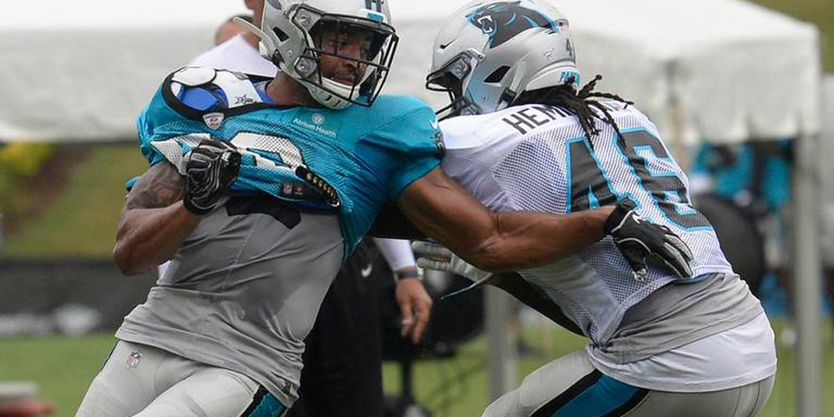 Panthers defensive end Christian Miller opts out of NFL season due to COVID-19