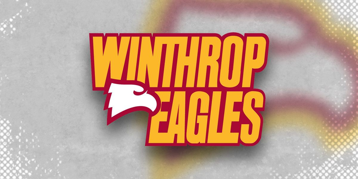 Anders Broman's career-high 39 leads Winthrop in 107-76 win