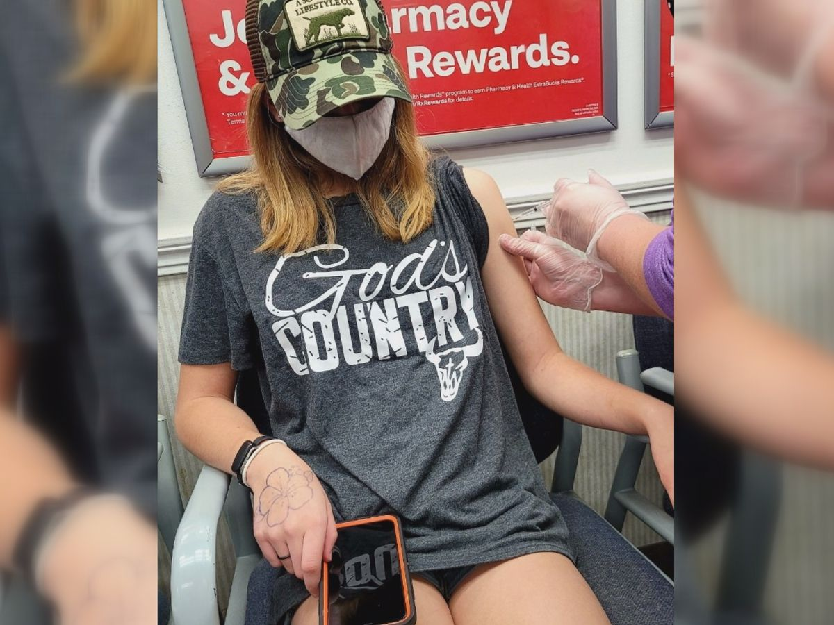 Gaston County mother says daughter who has 'long-term COVID effects' is now vaccinated