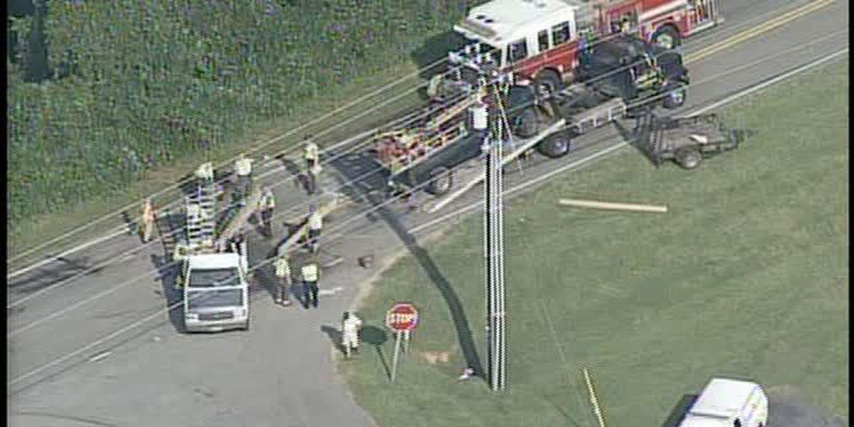 Highway 16 in Denver reopens following crash