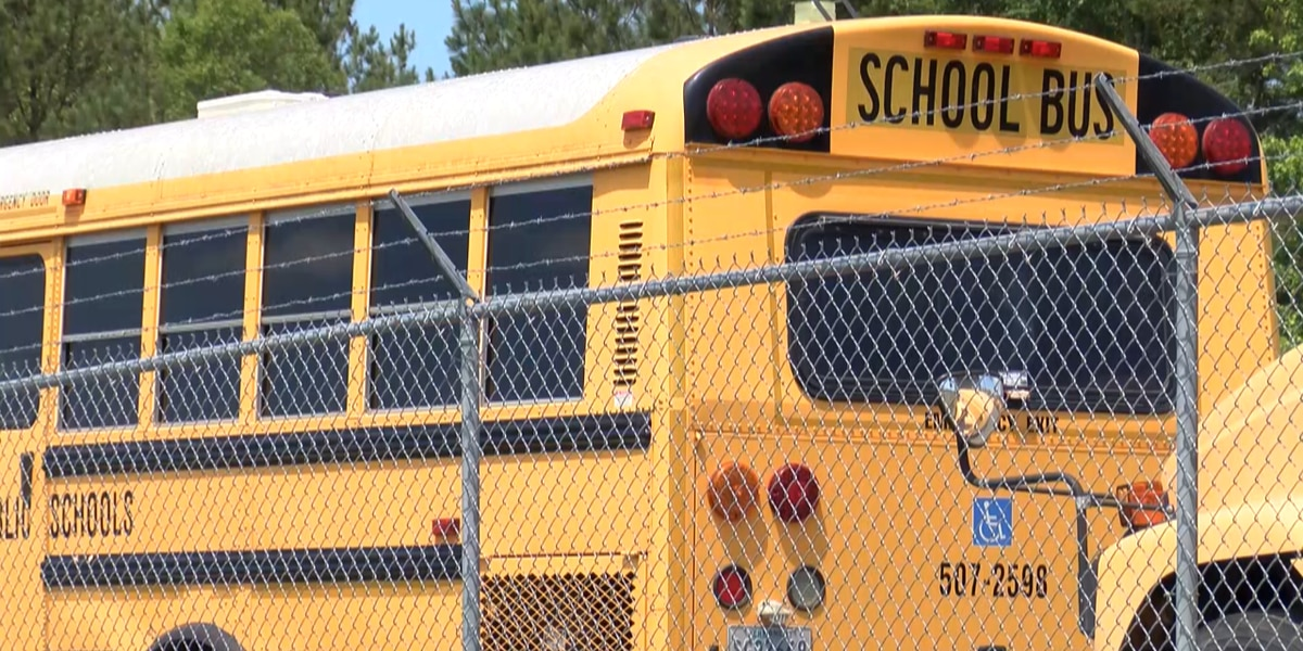 SC Dept. of Ed will require masks on buses, other changes
