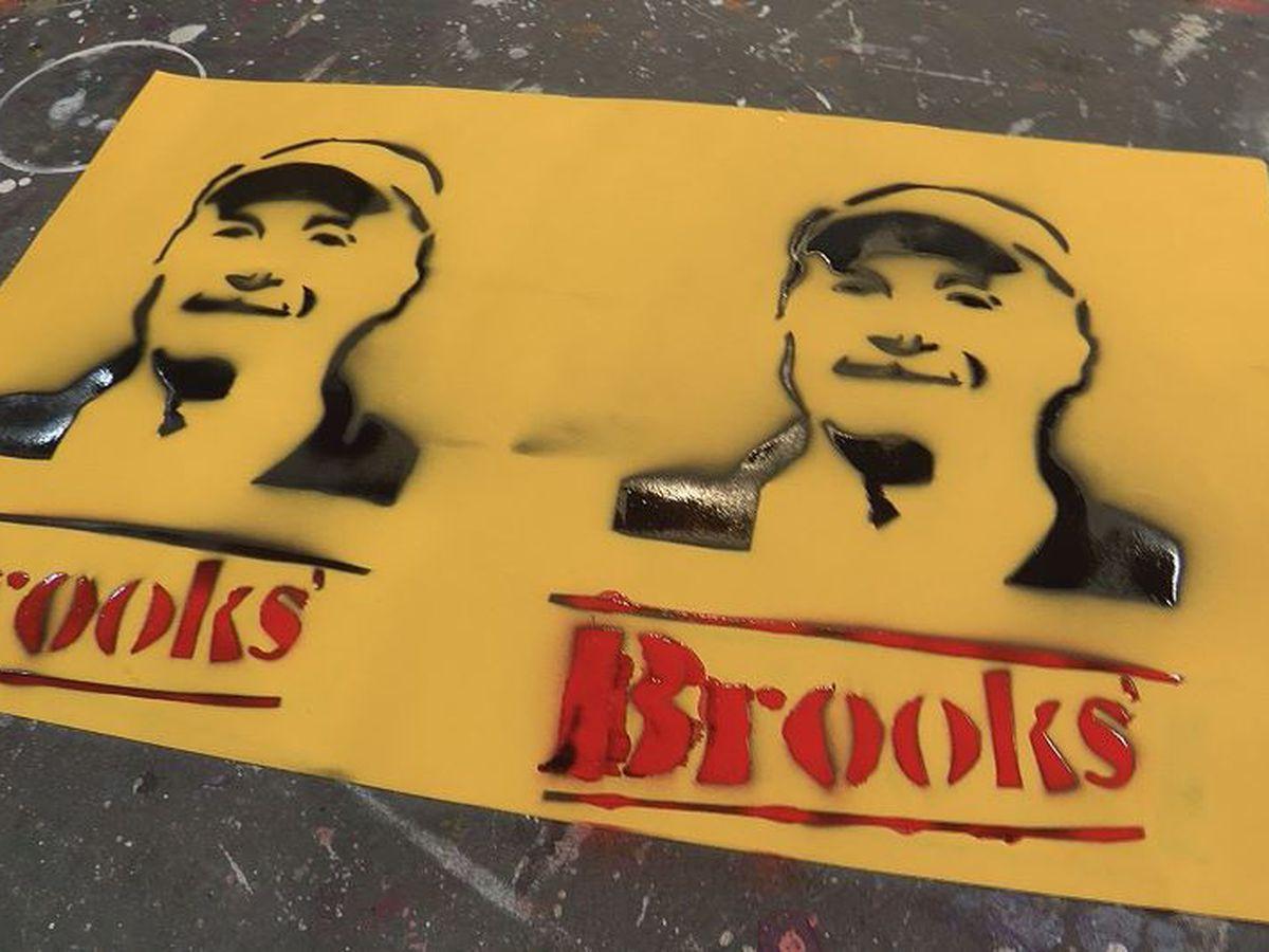 NoDa street artist to create memorial mural on Brooks Sandwich House building