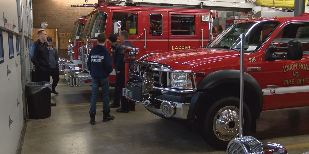 First responders will receive emotional support in Gaston County