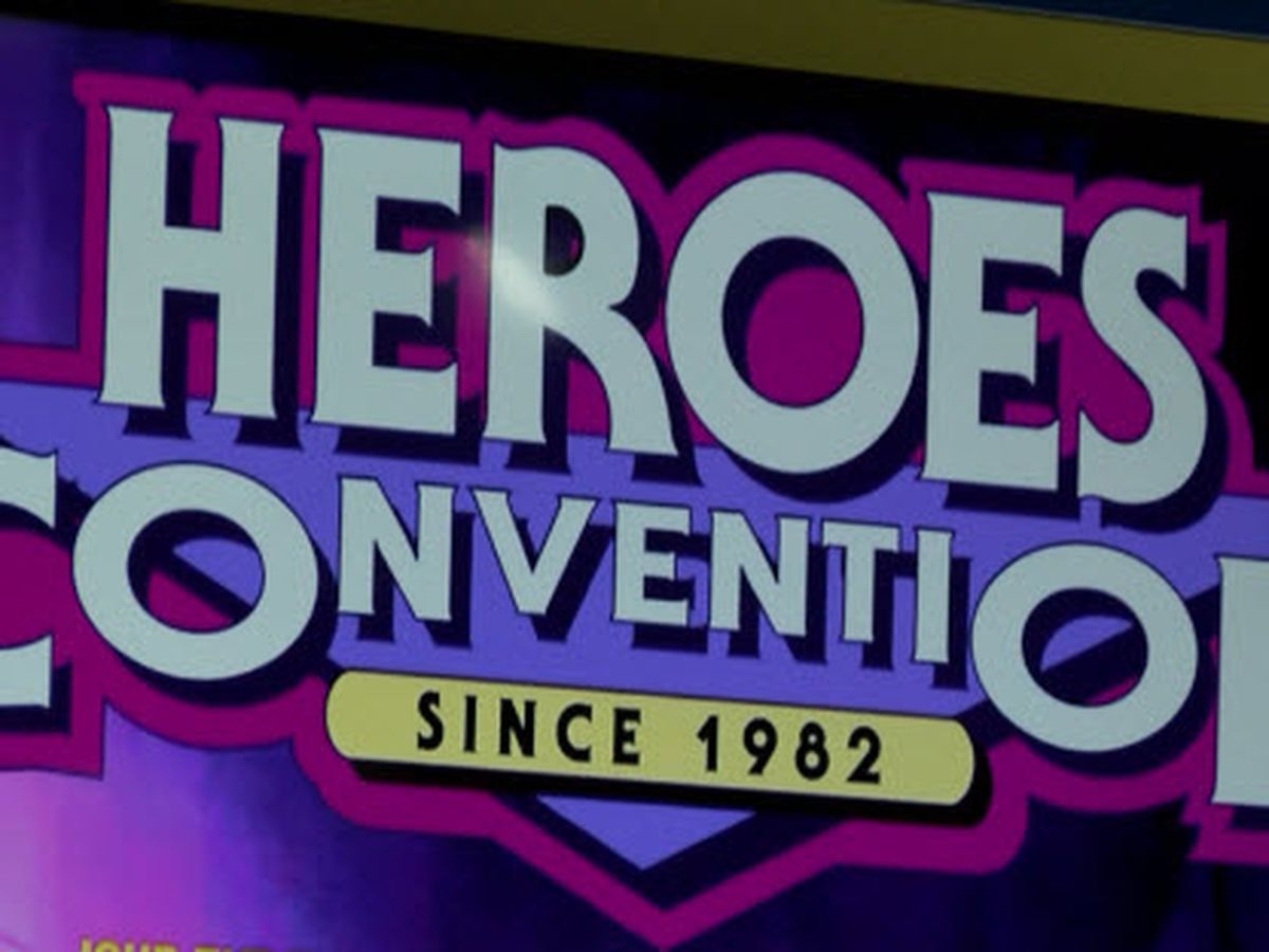 2019 Heroes Convention comes to the Queen City
