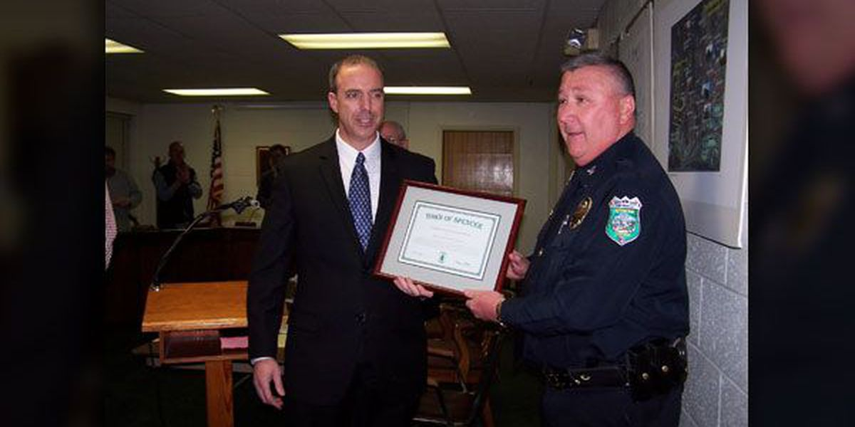 Spencer Police Chief James honored by special recognition