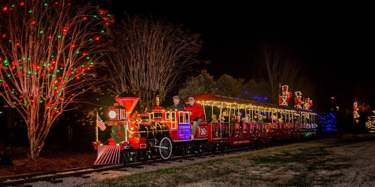 Kannapolis Christmas events begin November 23