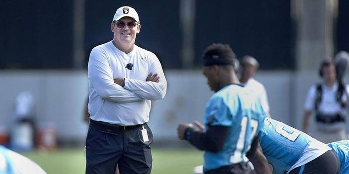 One-year extension puts Panthers' Ron Rivera among NFL's highest-paid coaches