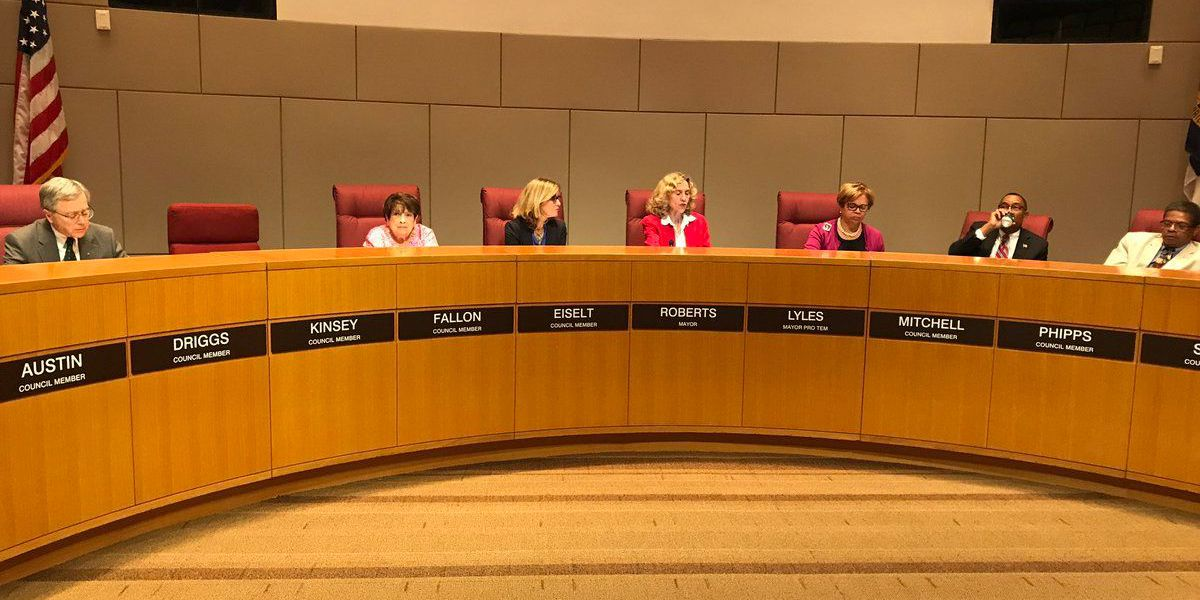 Charlotte City Council votes to repeal Extraordinary Event ordinance