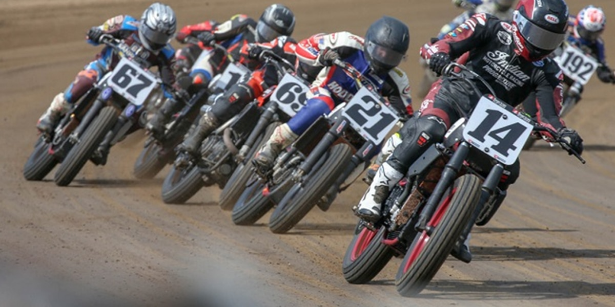 American Flat Track added to Bank of America ROVAL 400 weekend at Charlotte Motor Speedway