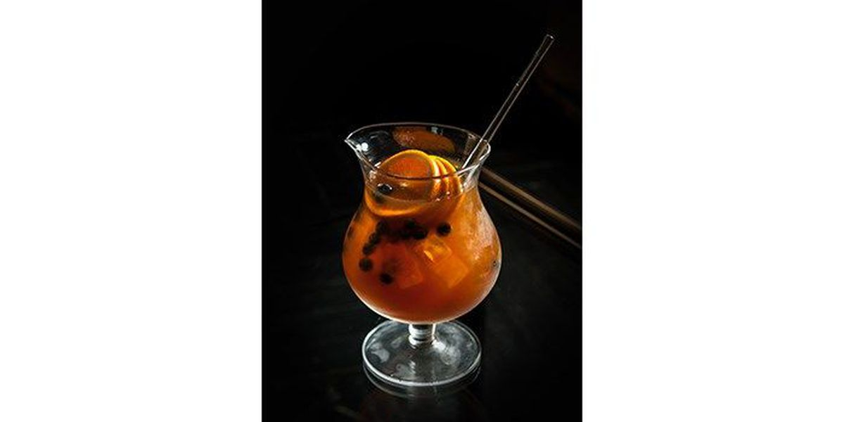 Jager Punch recipe by The Punch Room