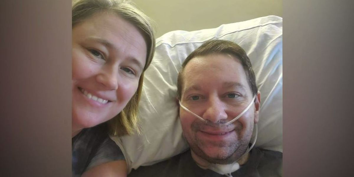 'She's my angel': SC man survives COVID-19 after wife's voice helps him through coma
