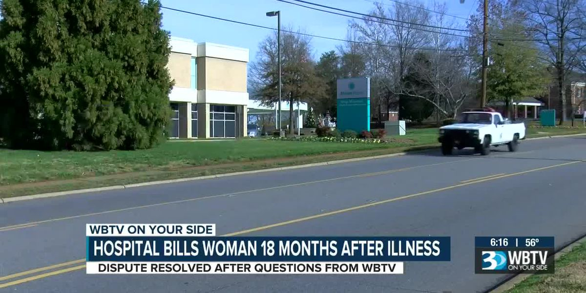 Gaston County woman receives medical bill more than a year later, too late to file appeal