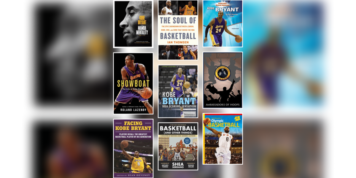Charlotte Mecklenburg Library honors Kobe Bryant with suggested reads