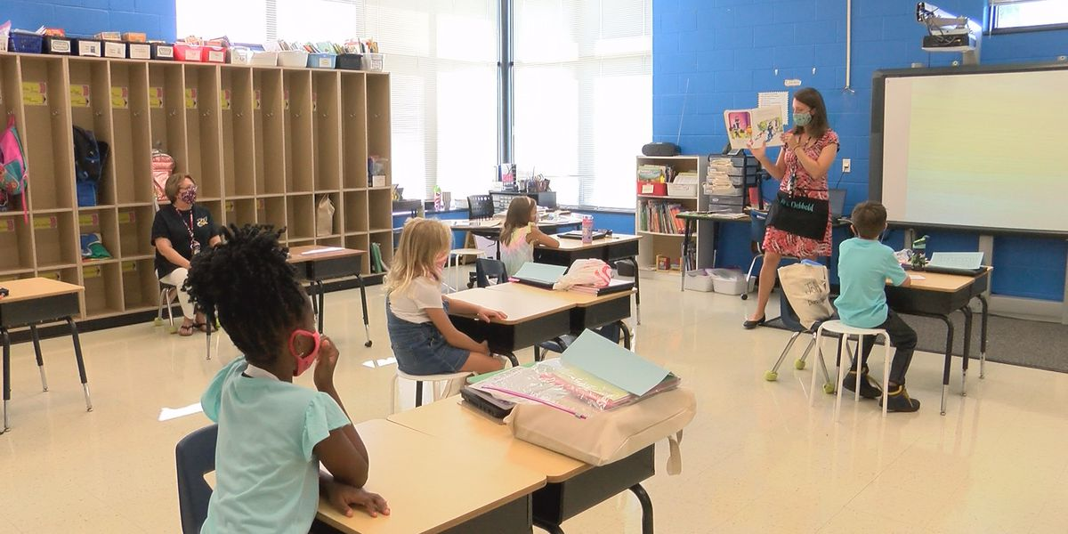 Union County Public Schools head back to in-person learning, superintendent reports few problems