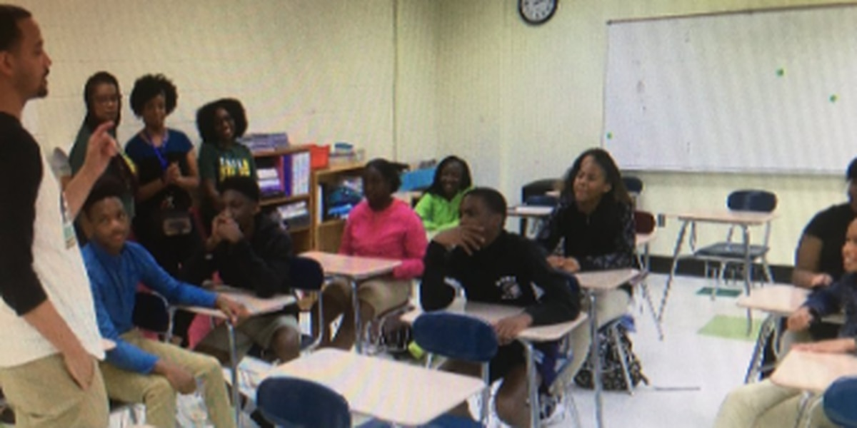 Ranson IB Middle School students off to Africa for a special assignment