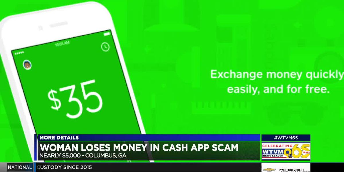 Columbus woman says bank account emptied through Cash-App account, CPD warning of scammers