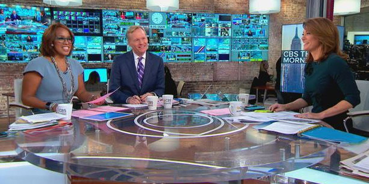 "John Dickerson named new ""CBS This Morning"" co-host"