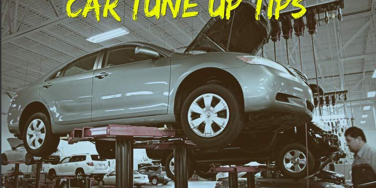 Get a car tune up in Charlotte!