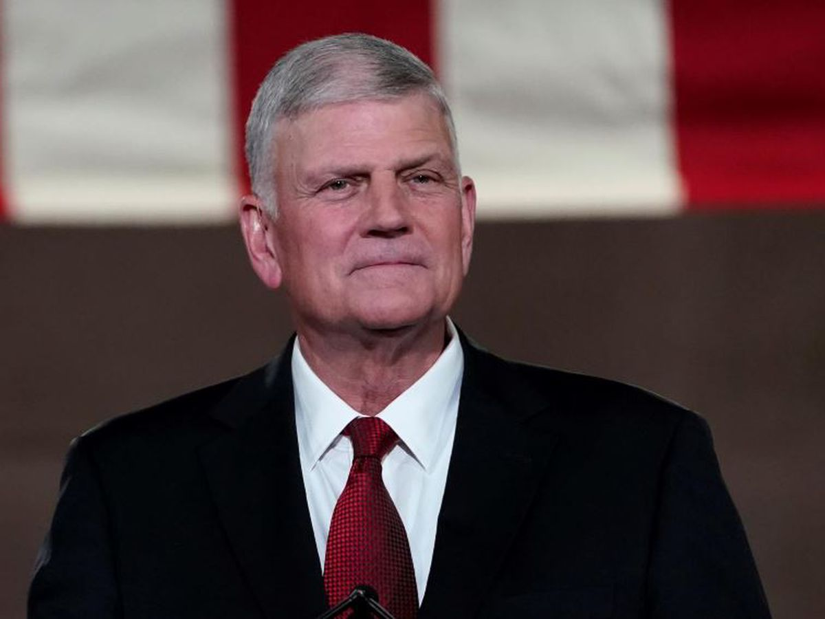 Franklin Graham believes Jesus would take COVID vaccine. He's still catching grief.