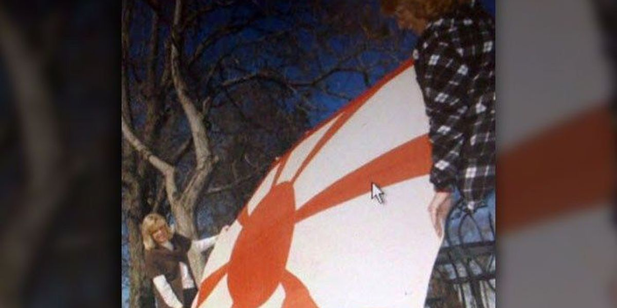 Flag from WWII found in Caldwell Co, now trying to get it to Pearl Harbor
