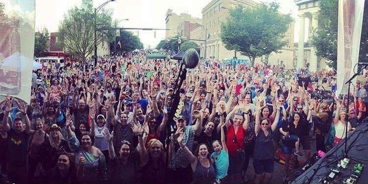 Cheerwine Festival draws huge crowd to downtown Salisbury