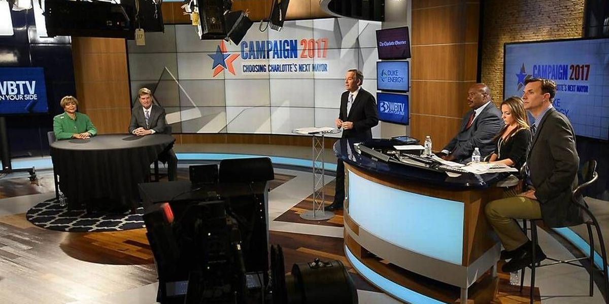 Mayoral candidates argue over tolls, HB2 – and the tone of their campaign