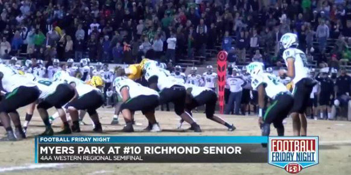 Myers Park at Richmond Senior