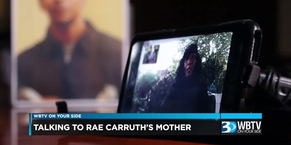 Talking to Rae Carruth's mother