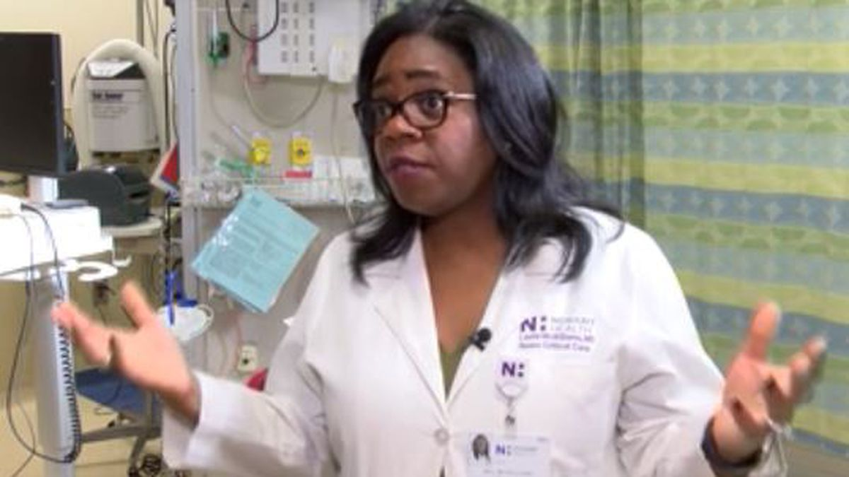 'What life is like after a stroke, I've lived it.' Charlotte doctor on her work to save people from strokes is personal