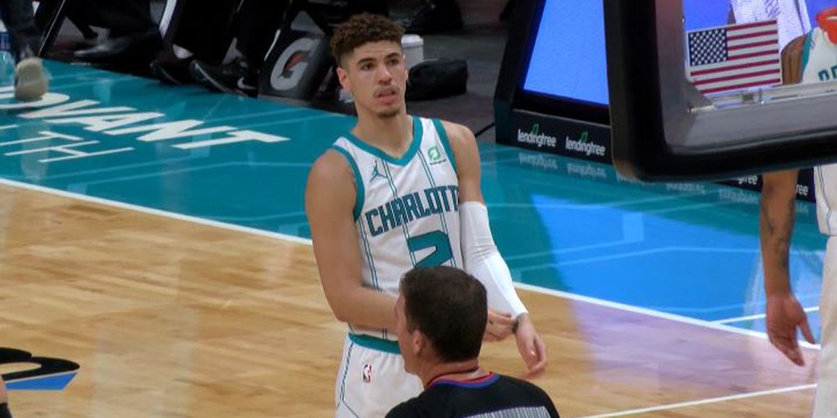 Charlotte Hornets fall to Toronto in the debut of Hayward & Ball