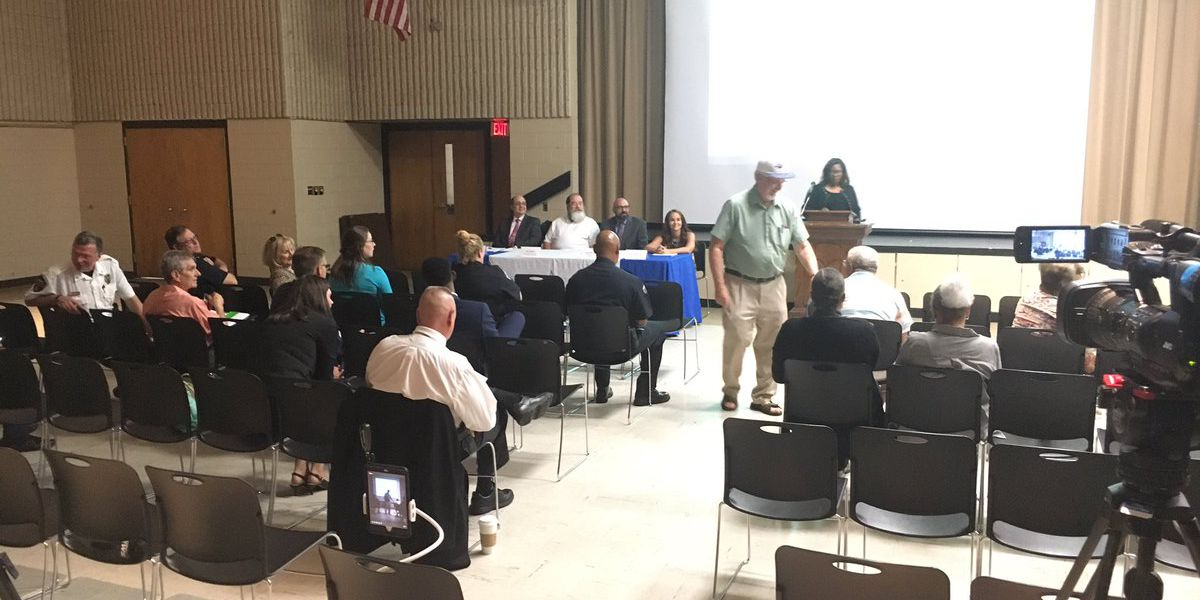 Project Safe Neighborhood looks at violent crime trends in Rowan County