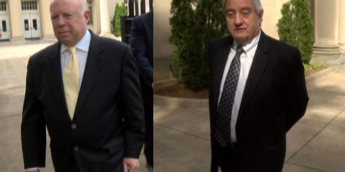 Charlotte executives sentenced in tax scheme