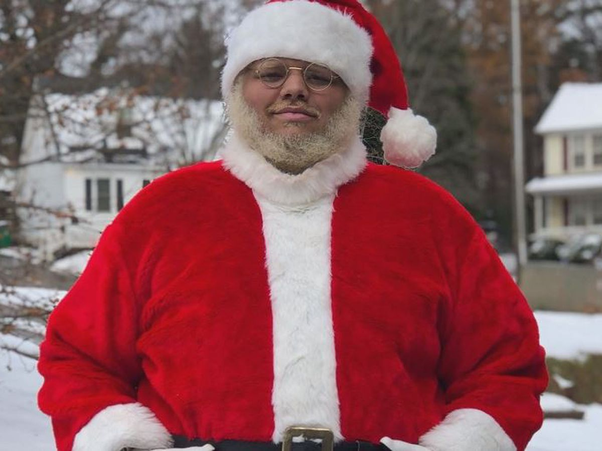 Man who worked as Santa in Fort Mill believes negative feedback driven by color of his skin