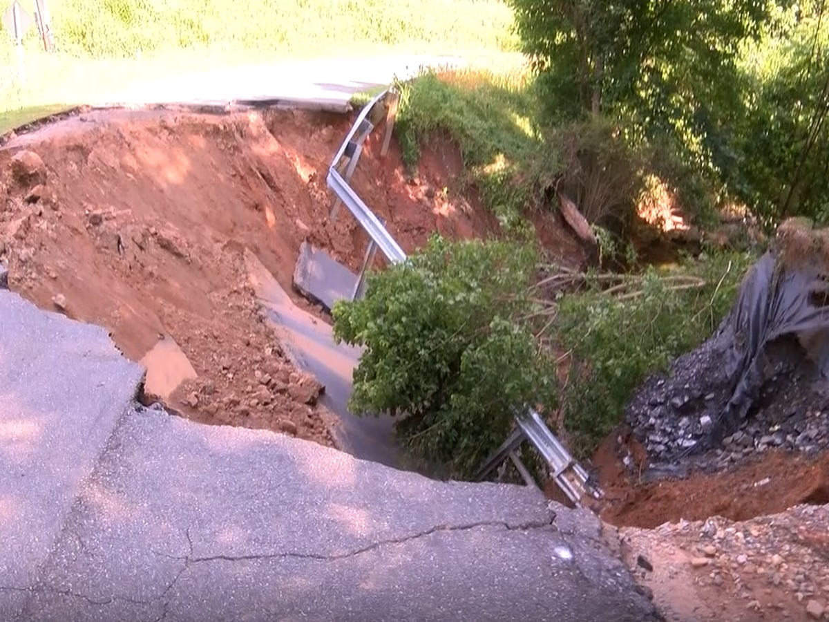 Catawba County sends teams out to assess the flood damage