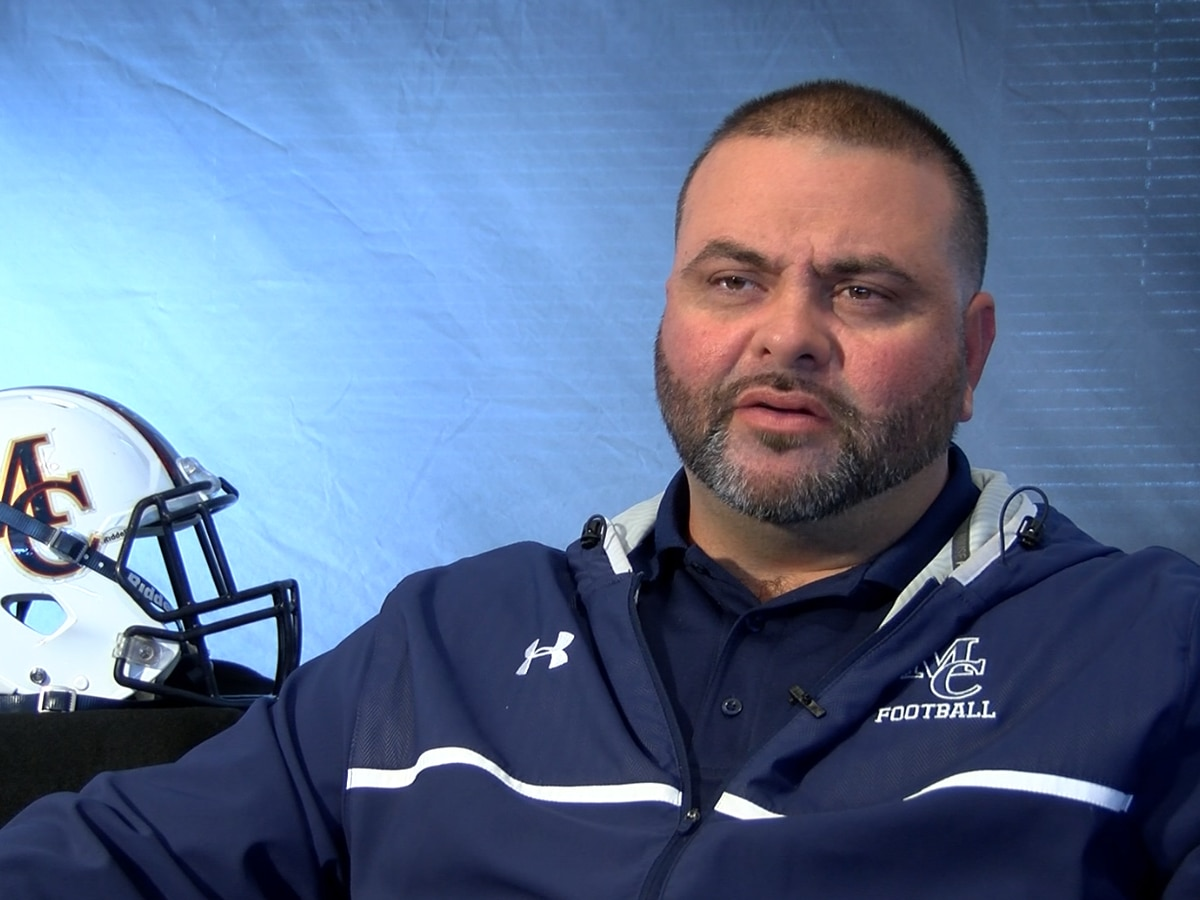 Mallard Creek football coach Mike Palmieri leaving for out-of-state position