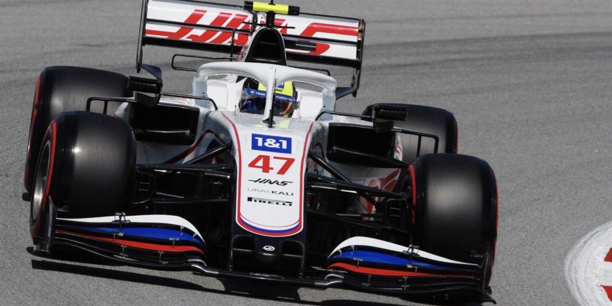 "Hamilton wins sixth Spanish Grand Prix, Kannapolis-based Haas team has ""tough afternoon"""