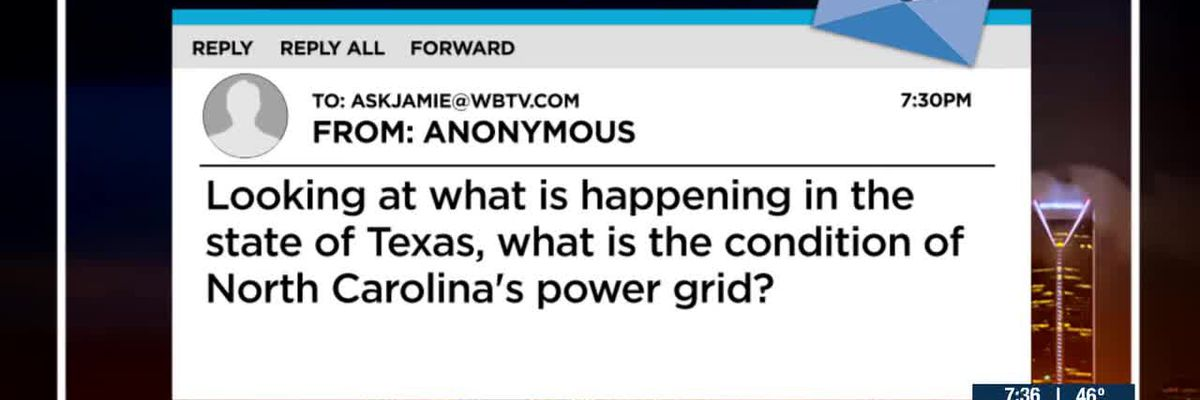 Good Question: What is condition of North Carolina's power grid?