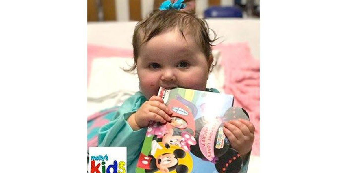 Molly's Kids: The remarkable timing of Ella Kate's heart