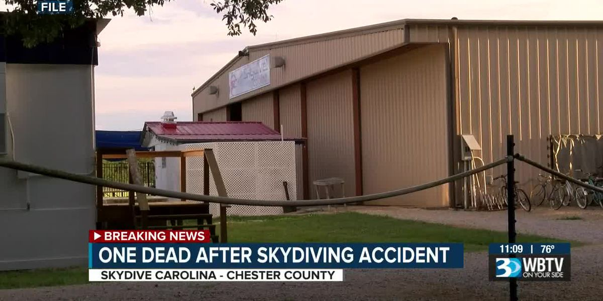 1 dead in skydiving accident in Chester County