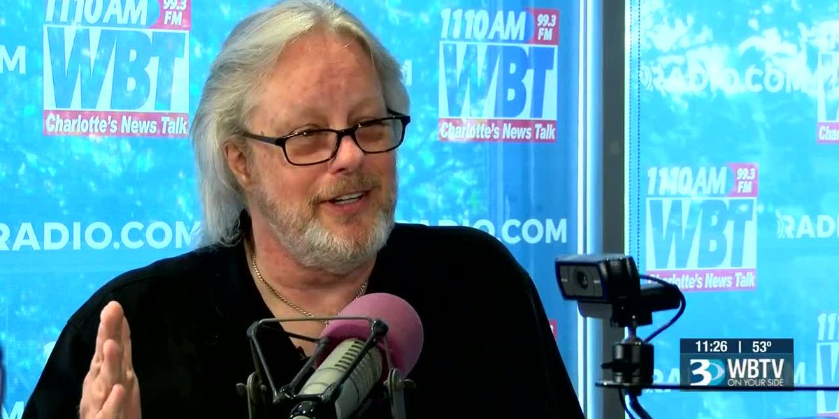 WBT Radio's John Hancock signs off one last time