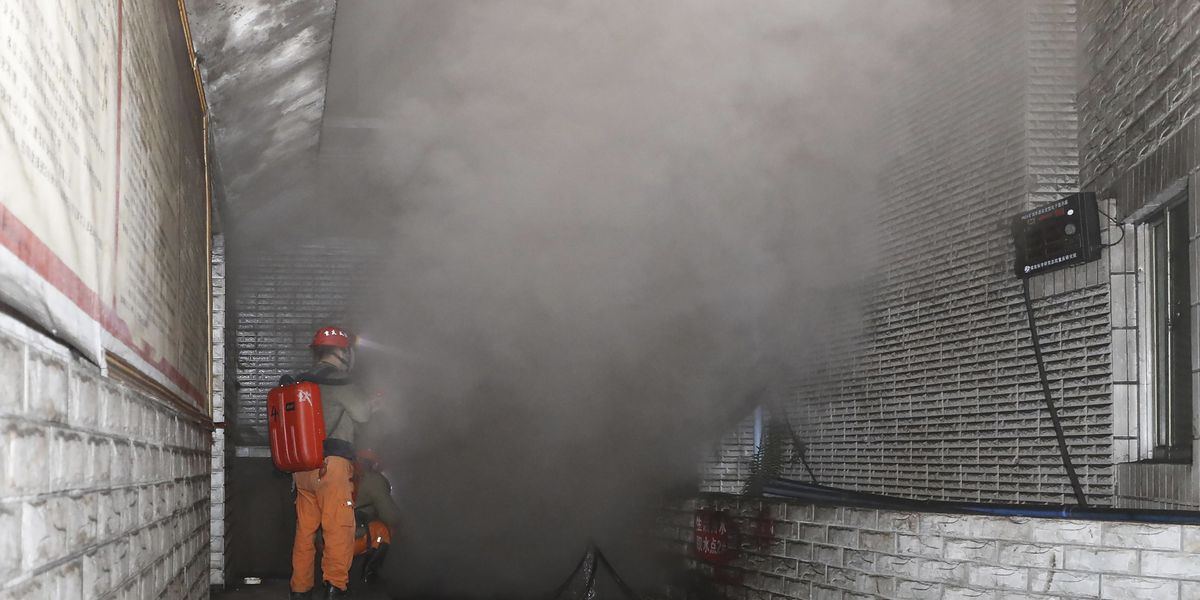 At least 18 Chinese coal miners killed by lethal gas