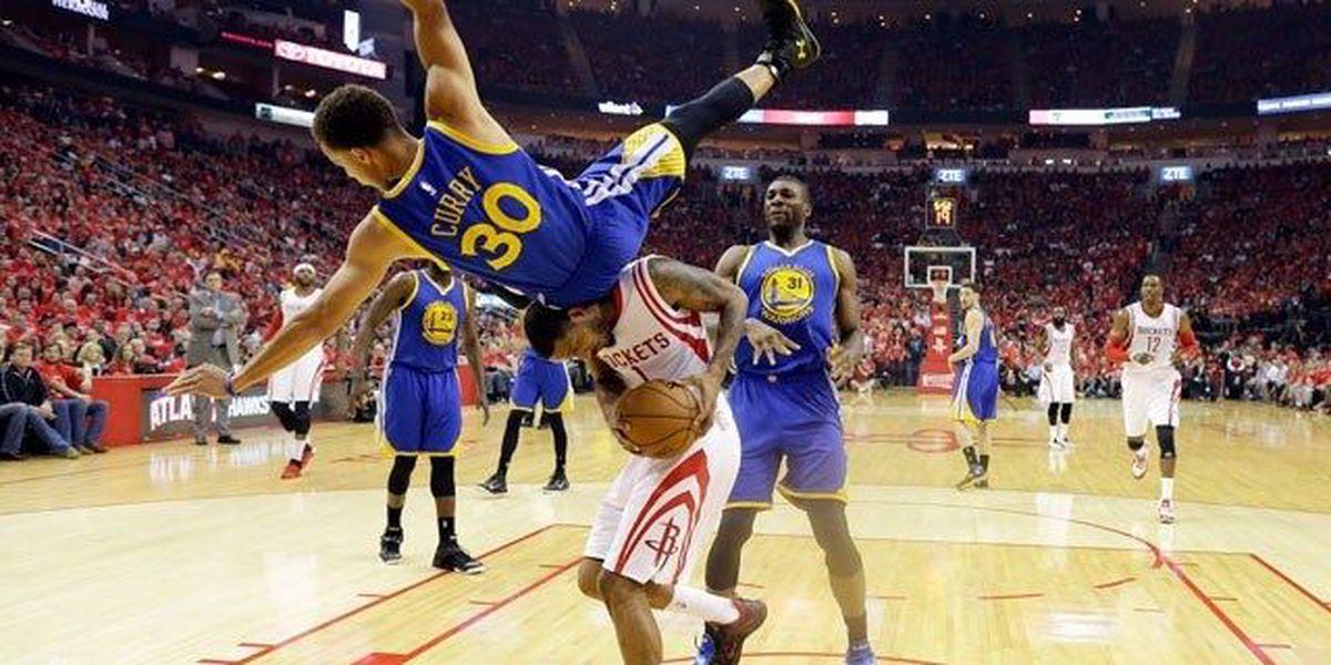 BLOG: Warriors a win away from giving the NBA a dream match-up!