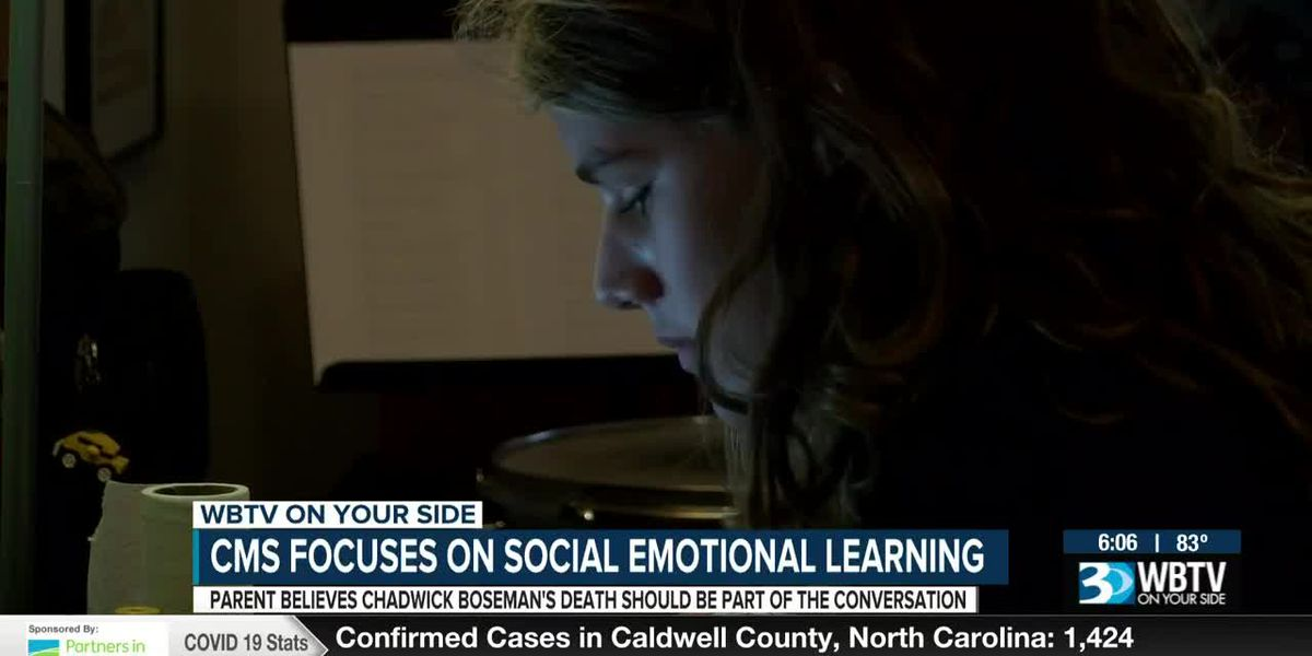 CMS focuses on social emotional learning